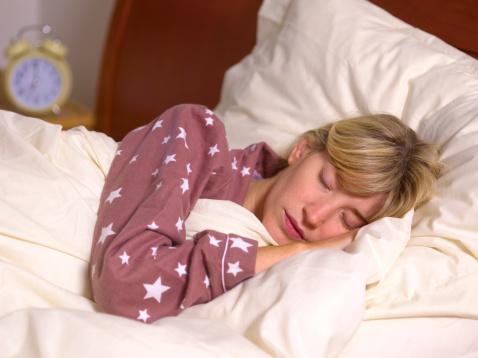 女性银屑病患者睡眠护理